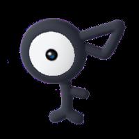 unown Pokemon Go - Pokemon Go PNG