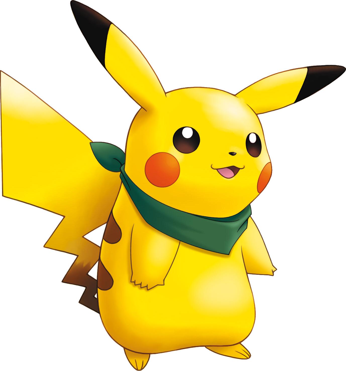 Image - 025Pikachu Pokemon Mystery Dungeon Explorers Of Sky.png | Pokémon  Wiki | FANDOM Powered By Wikia - Pokemon HD PNG
