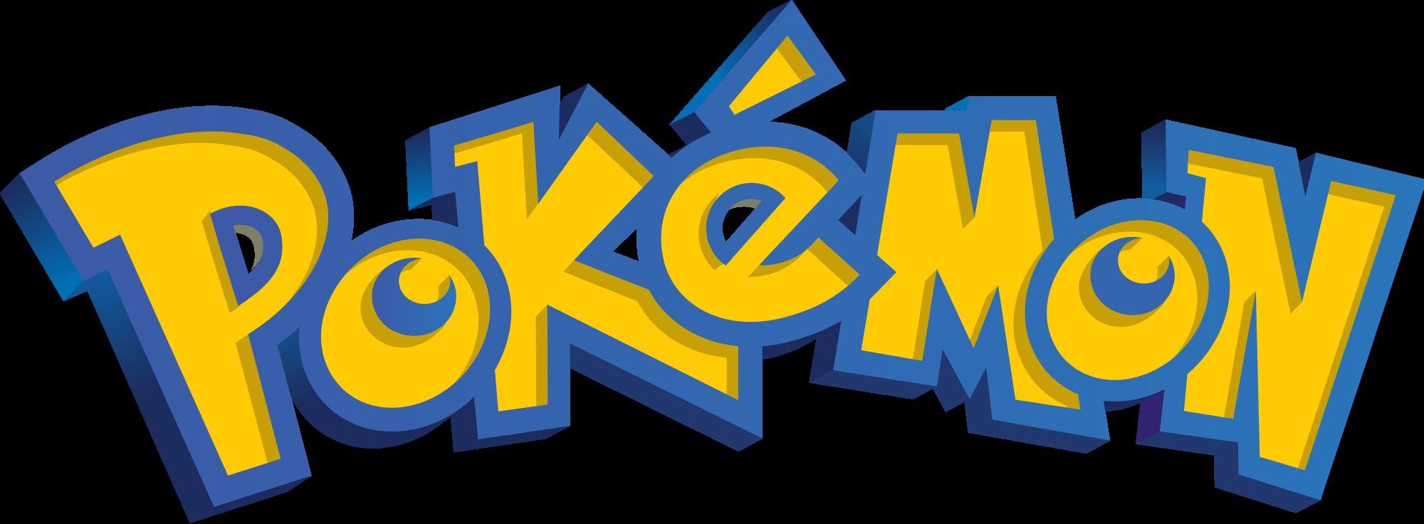 Pokemon logo PNG - Pokemon PNG