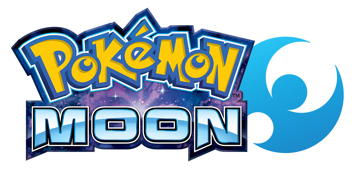 Image - Pokemon moon english logo.png | Pokémon Wiki | FANDOM powered by  Wikia - Pokemon Logo PNG