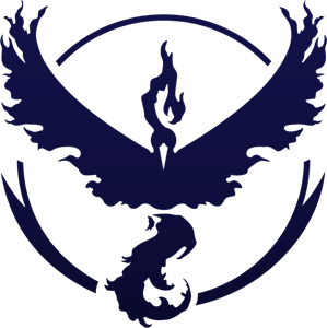 Pokemon GO Team Valor Logo - Pokemon Logo PNG