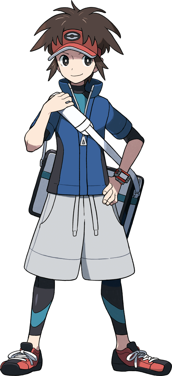 Pokemon People PNG-PlusPNG.com-576 - Pokemon People PNG