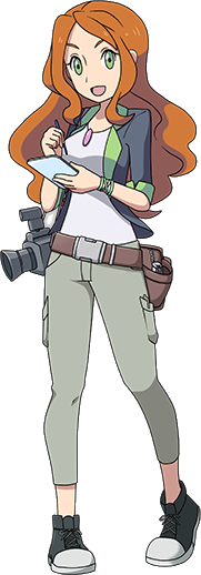 Amelia.png (181×518) - Pokemon People PNG