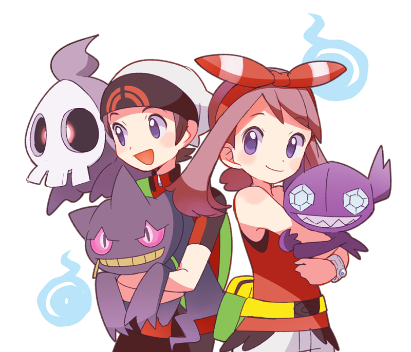 Ruby , Shappire y otros pokemon - Pokemon People PNG
