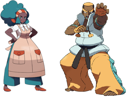 they did introduce more black people into pokemon in black and white - Pokemon People PNG