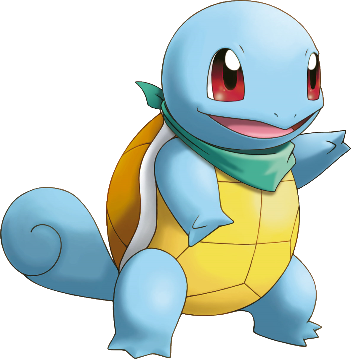 007Squirtle Pokemon Mystery Dungeon Explorers of Sky.png - Pokemon PNG