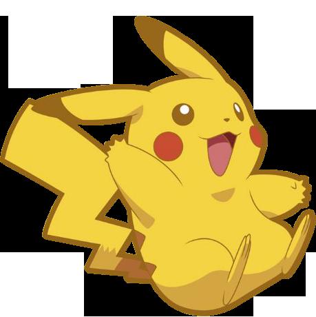 Pokemon Pikachu Png by bloomsama PlusPng.com  - Pokemon PNG
