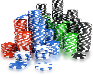 Ecosystem - Poker Chips PNG HD