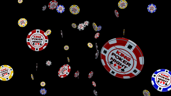 Poker Chips - Poker Chips PNG HD