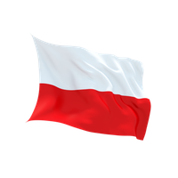 Poland Flag Download Png PNG Image - Poland PNG