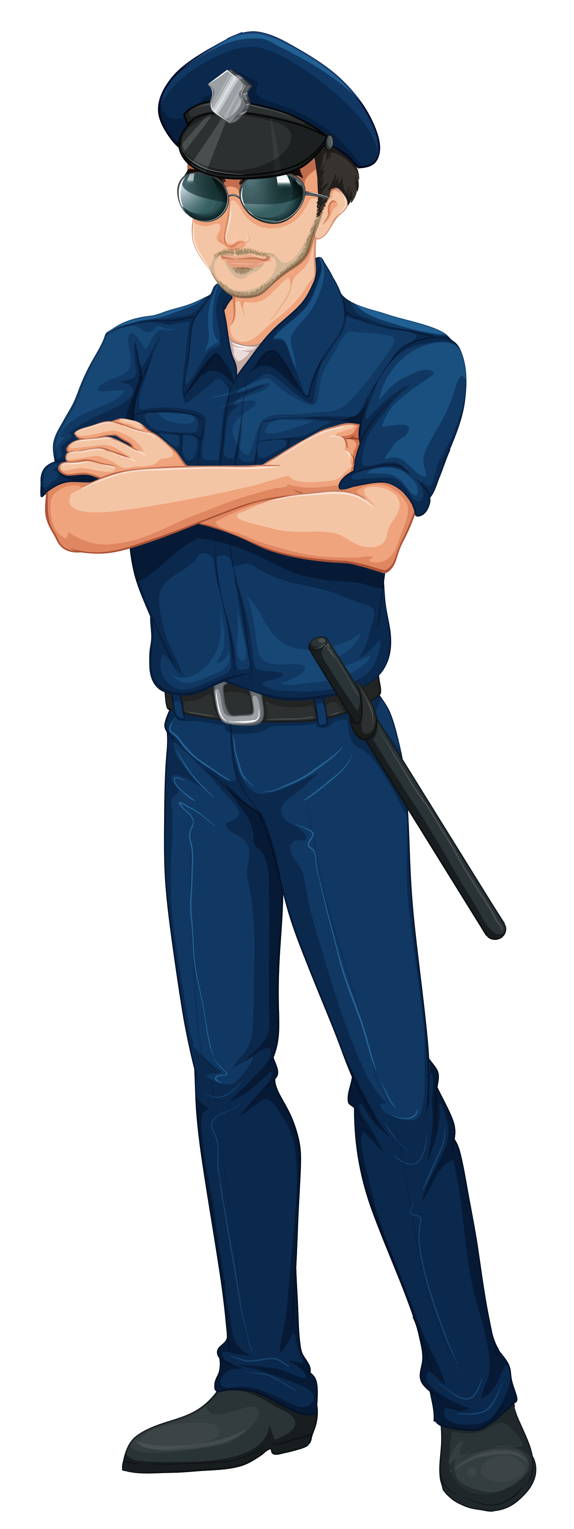 Police HD PNG-PlusPNG.com-1899 - Police HD PNG