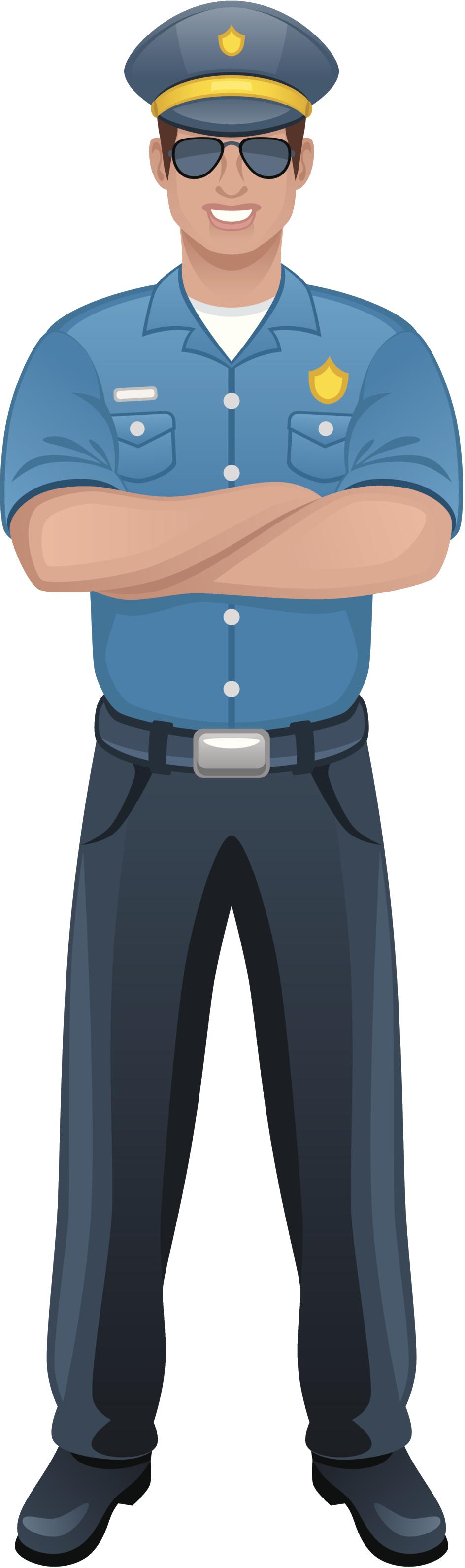 Policeman PNG HD Free - 120577