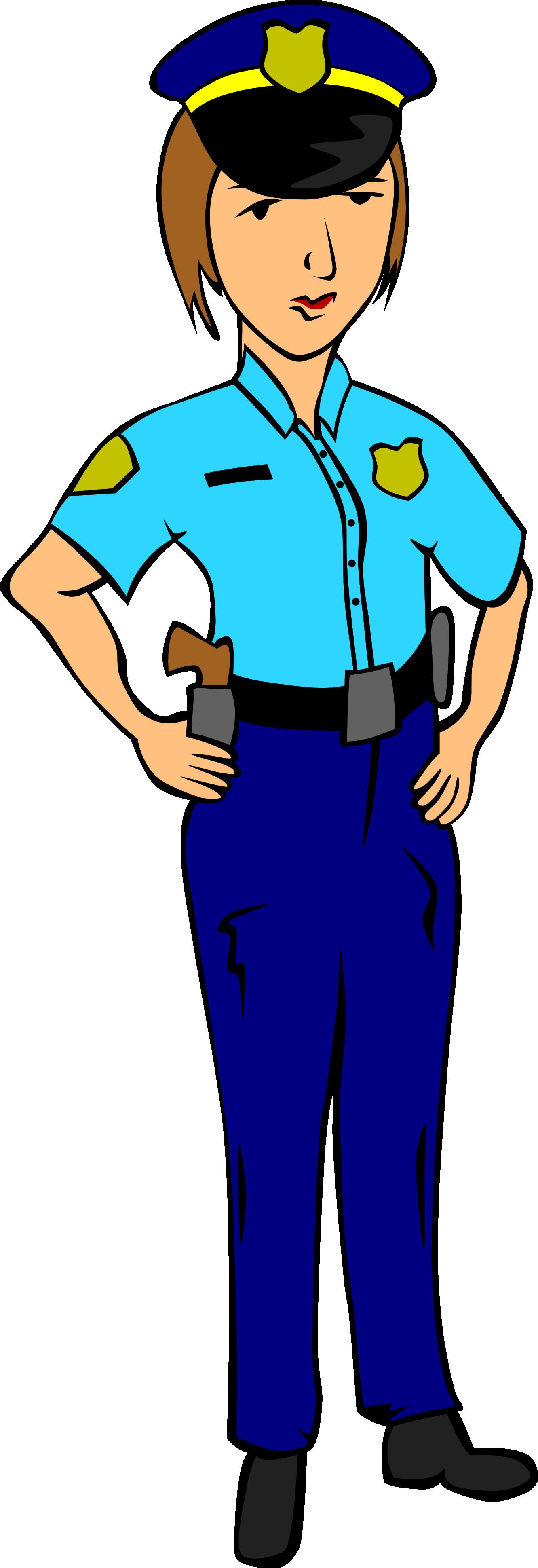 Policeman PNG HD Free - 120573