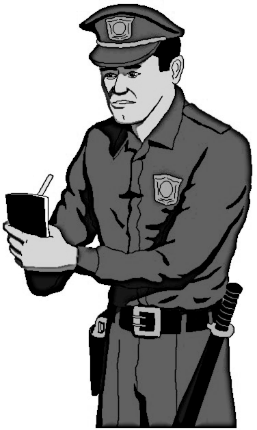 Policeman PNG HD Free - 120576