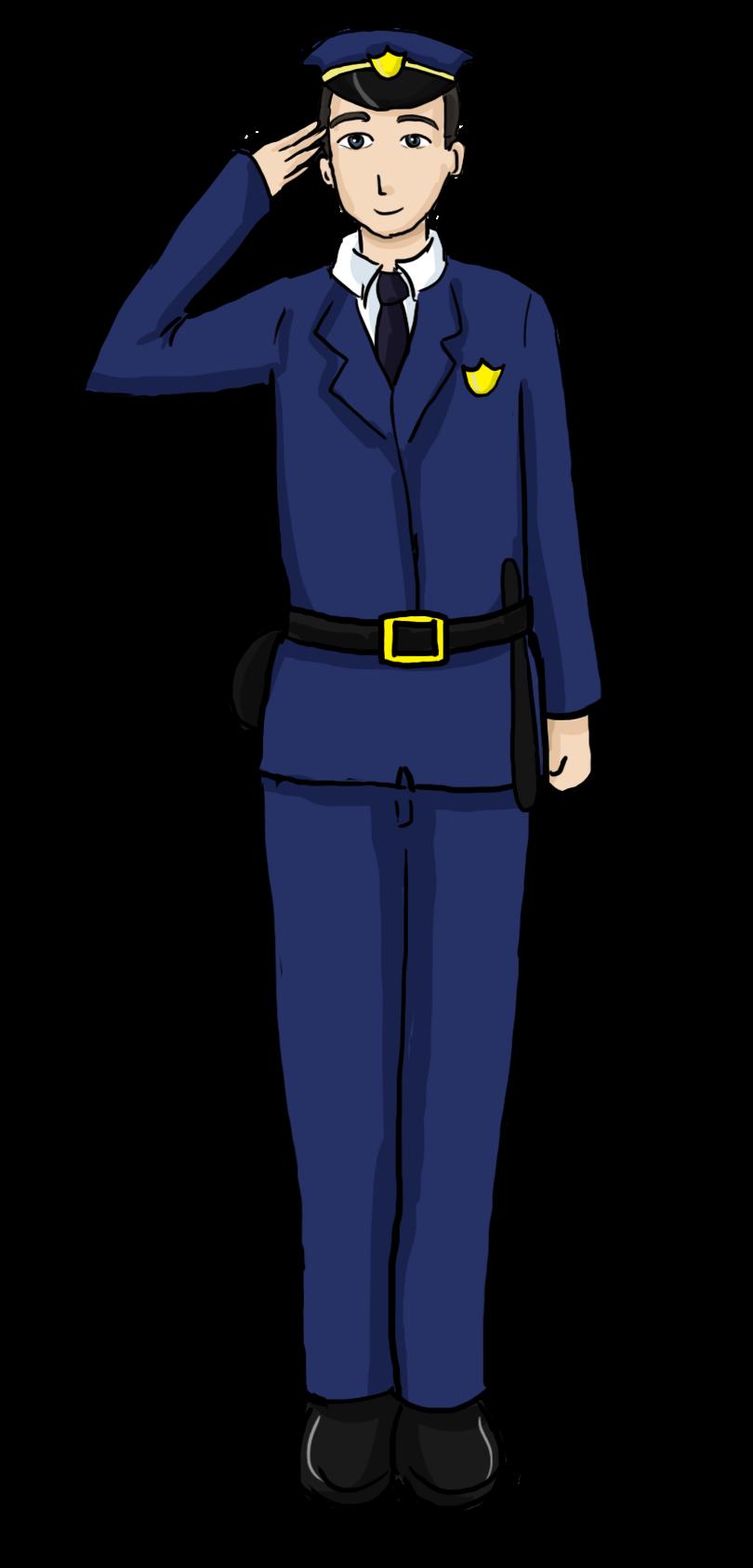 Policeman PNG HD Free - 120565