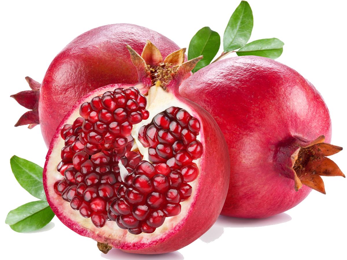 PNG File Name: Pomegranate PlusPng.com  - Pomegranate PNG