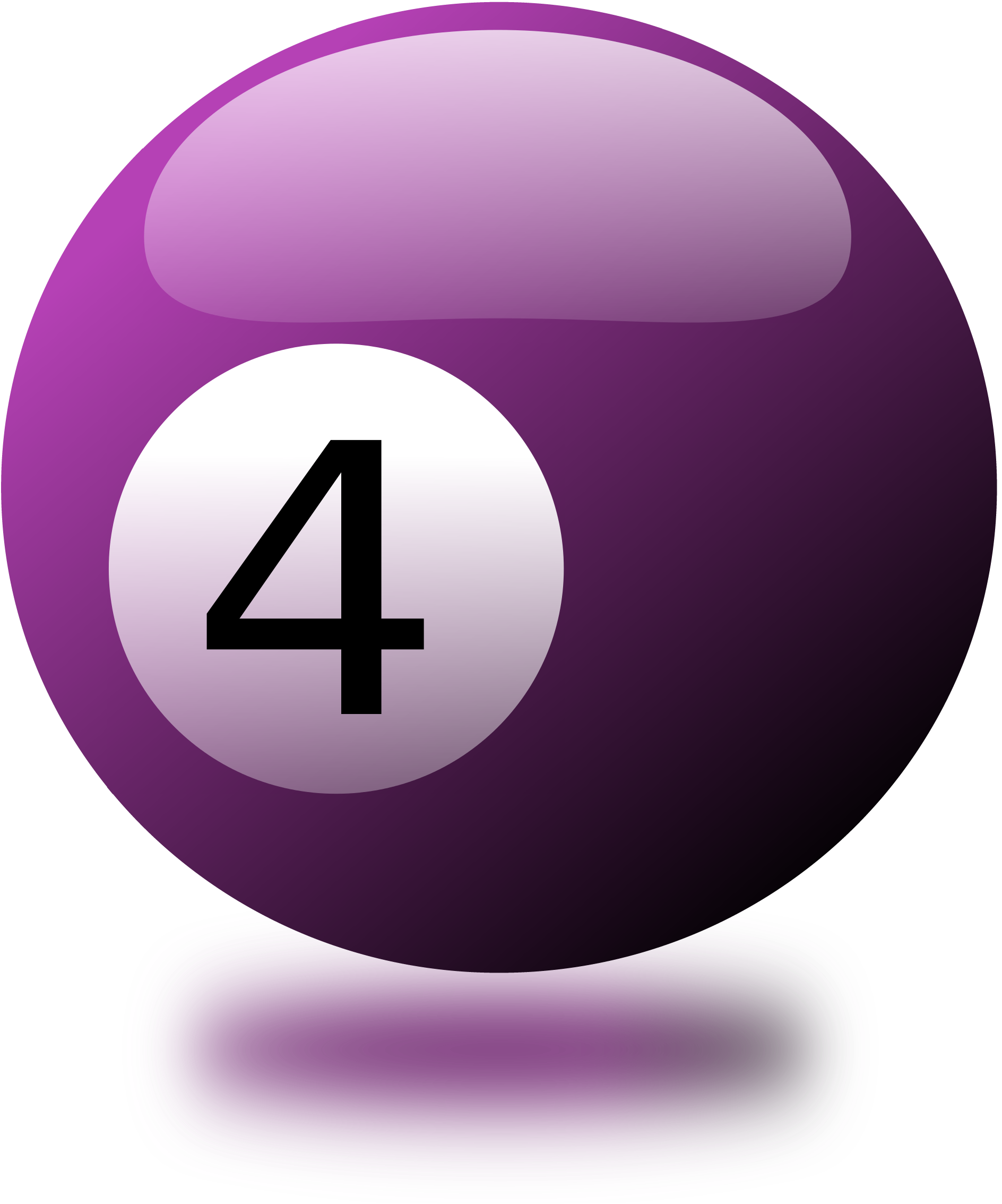 Pool Ball Transparent PNG - Pool Ball PNG HD