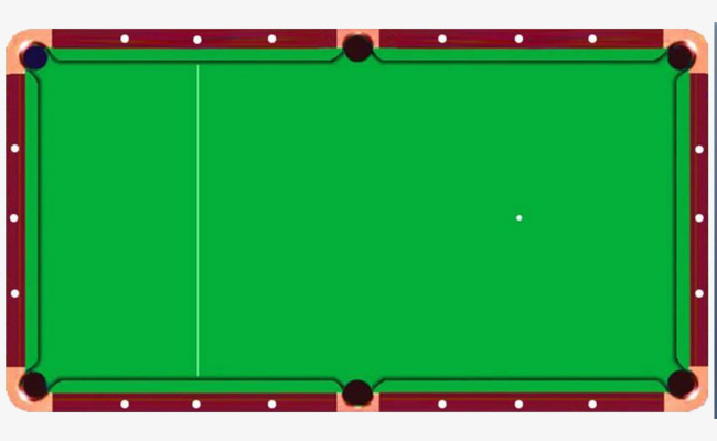 Cartoon material billiards table top view, Cartoon, Material, Design PNG  Image - Pool Table PNG HD