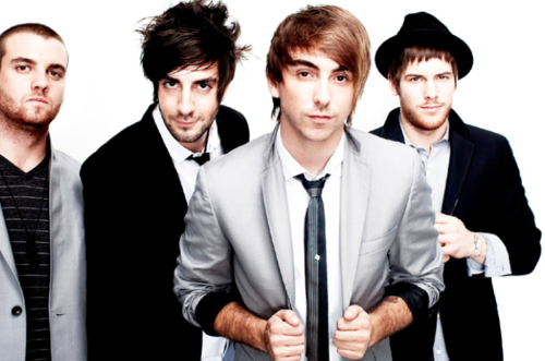 All Time Low May Have Just Released Dirty Work In June, But That Hasnu0027t  Stopped The Band From Writing New Music For Yet Another Upcoming Album. - Pop Band PNG