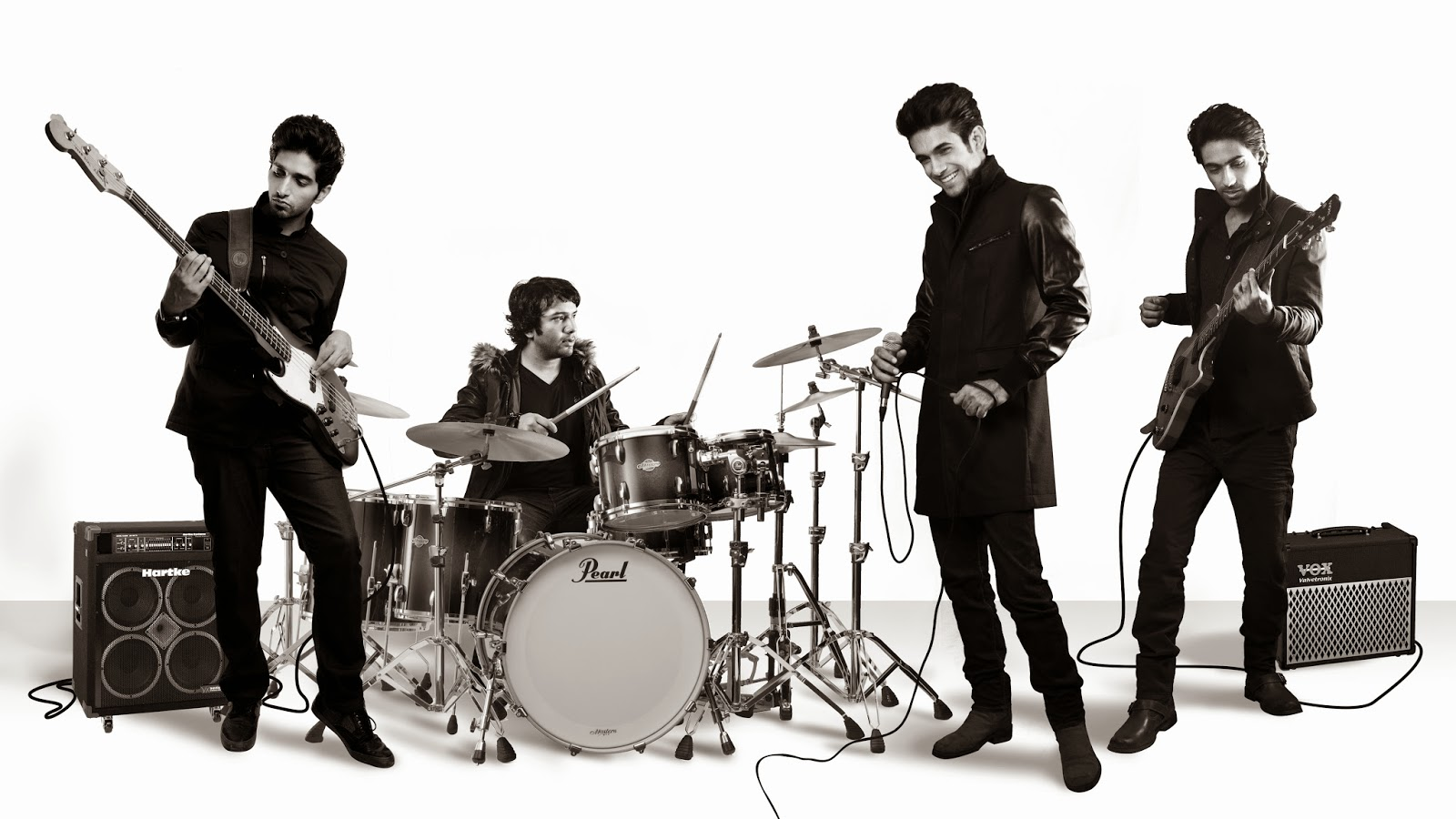 band sanam pop pluspng acoustic songs 1600 india musicians listen lyrics give beats mtv release single ek ladki dekha ko