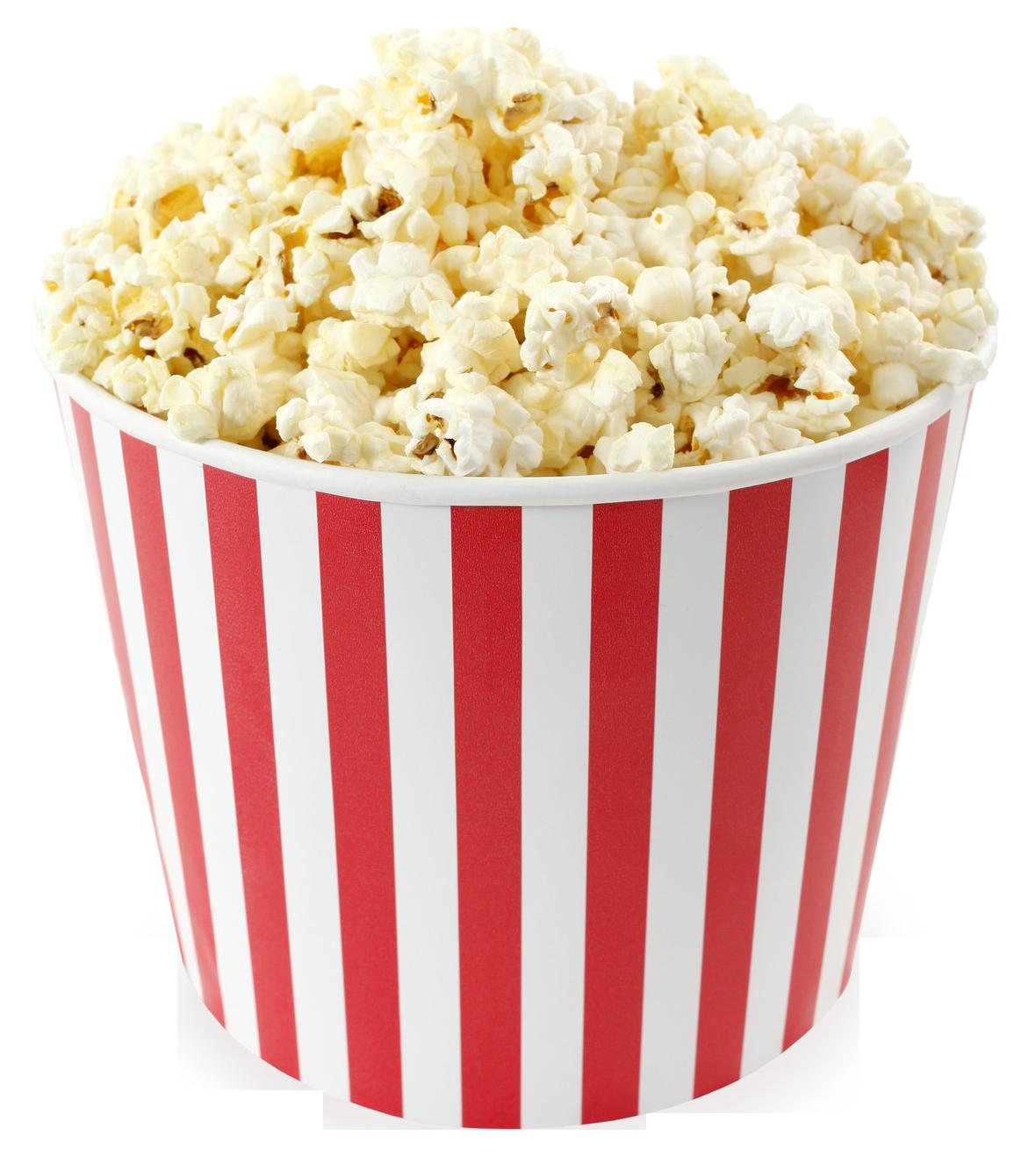 Popcorn PNG - 27884