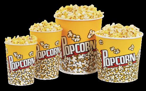 Popcorn PNG - 27890