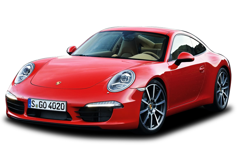 Red Porsche Macan GTS Car PNG