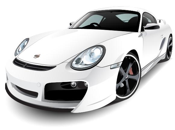 Porsche PNG - 6044