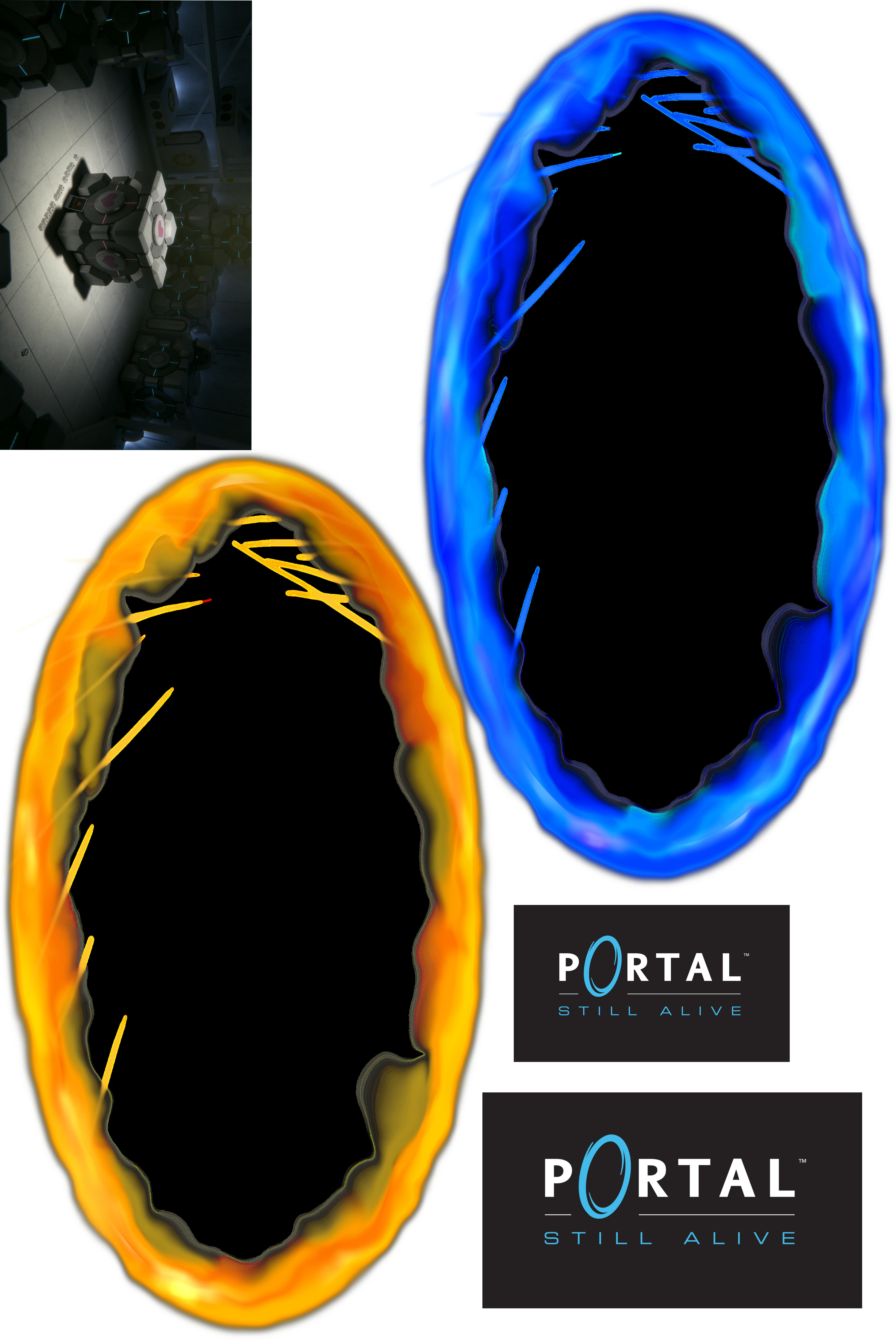 Portal PNG - 21962