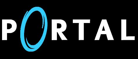 Portal Logo.png - Portal PNG