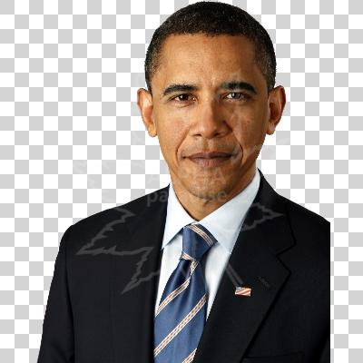 Barack Obama PNG - 859