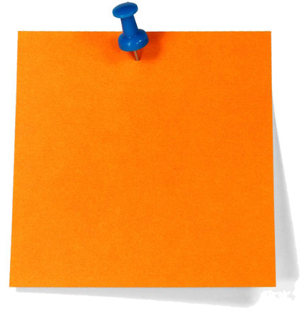 Post Its PNG - 70129