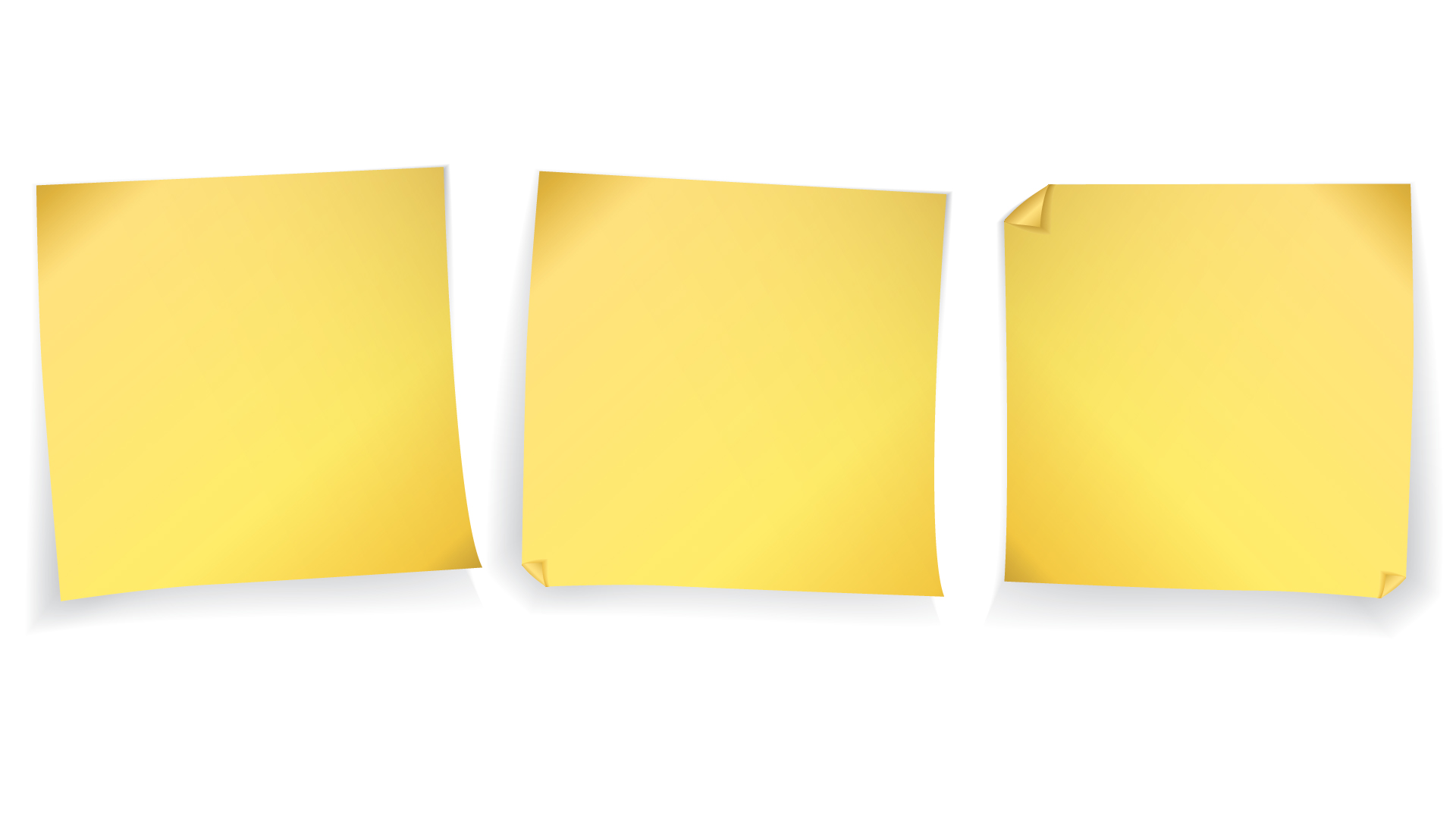 Download - Post Its PNG