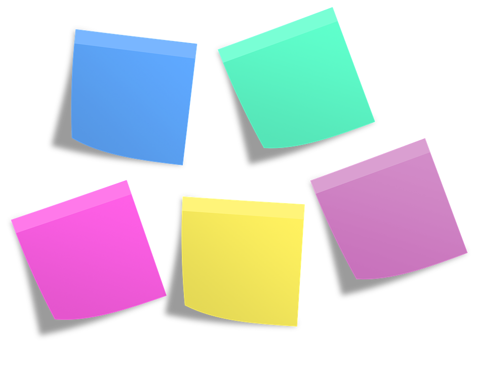 Post It, Memos, Notes, Info, Sticky Note, List, Embassy - Post Its PNG