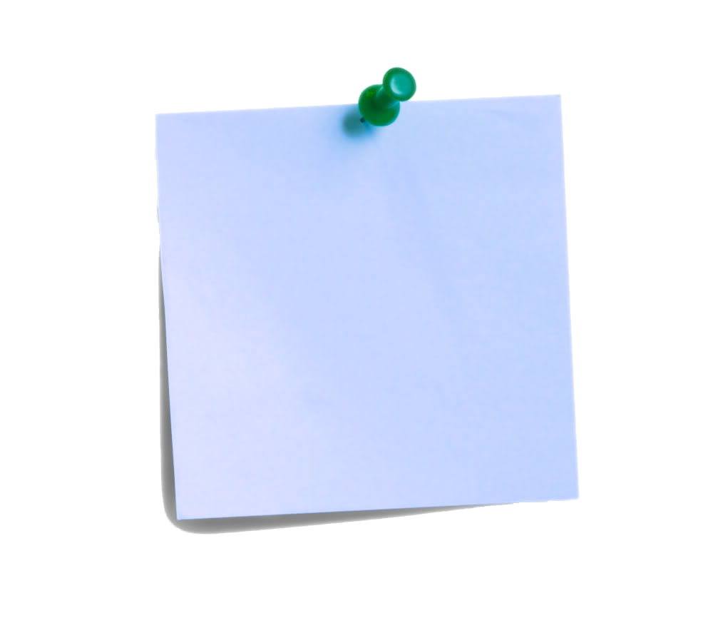 Post It Note Png #2019026 - Post Its PNG