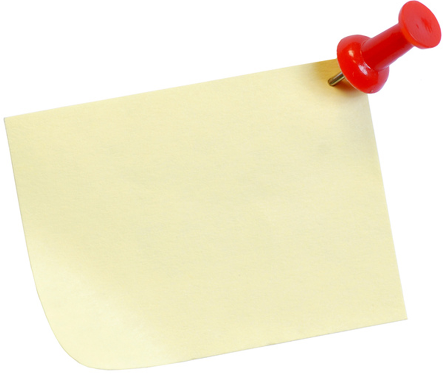 Post It Note Png - Post Its PNG