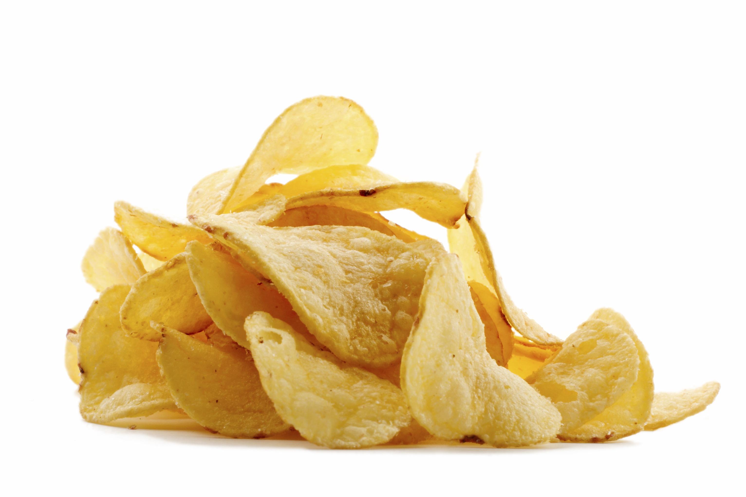Potato Chips PNG HD - 128237