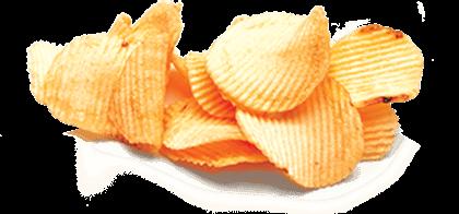 Potato Chips PNG HD - 128236