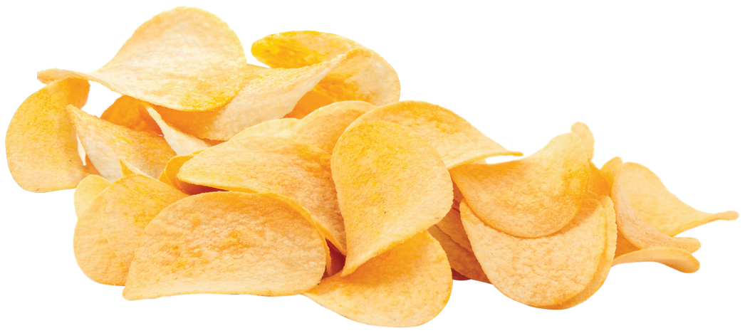 Potato Chips PNG HD - 128235