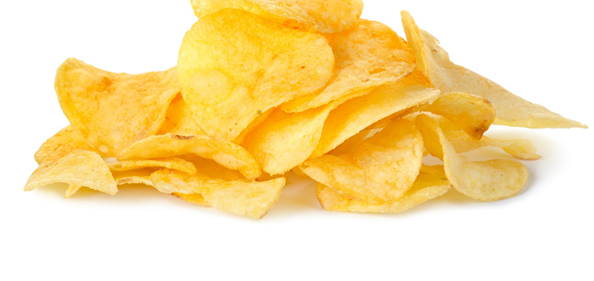 Potato Chips PNG HD - 128229