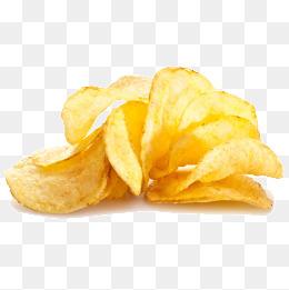 Potato Chips PNG HD - 128228