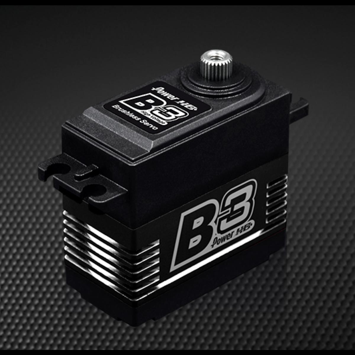 Power HD B3 Brushless Digital Standard Servo - Power HD PNG