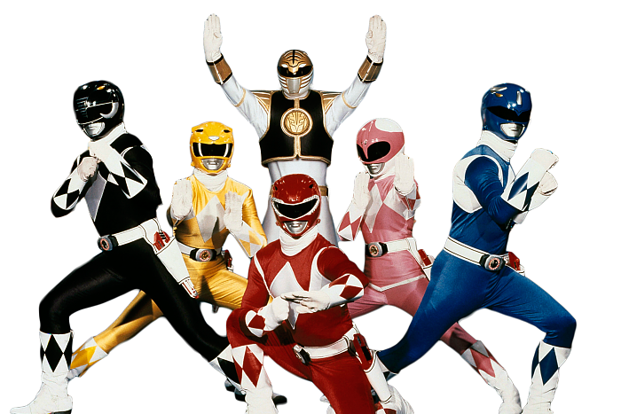 Power Rangers PNG - 19505