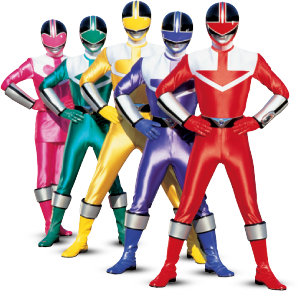 Power Rangers PNG - 19509