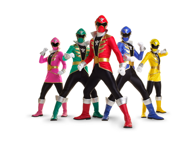 Power Rangers PNG - 19500