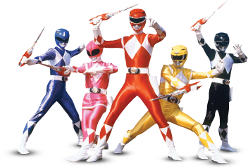 Power Rangers PNG - 19504