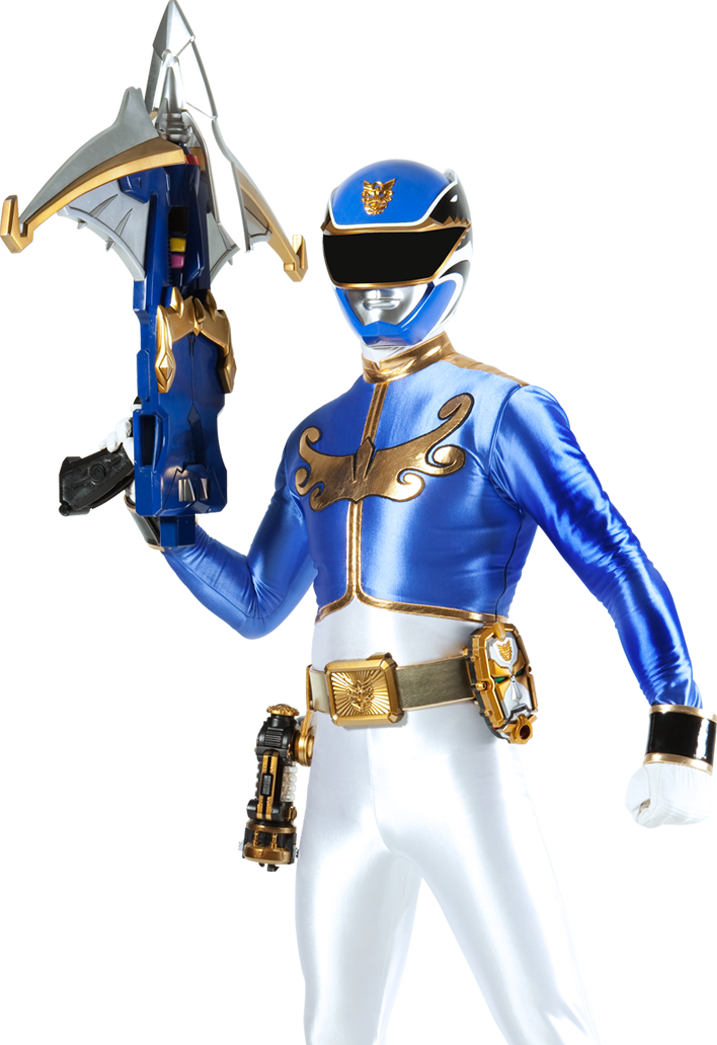 Home-blue-ranger.png - Power Rangers PNG