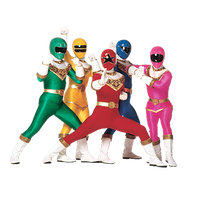 Power Rangers High-Quality Png PNG Image - Power Rangers PNG