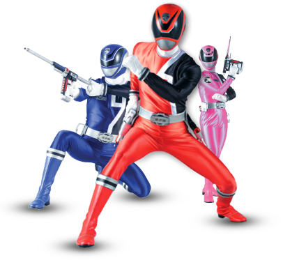 Power Rangers PNG - 19502