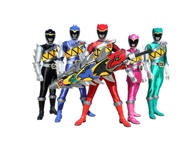 Power Rangers PNG - 19516